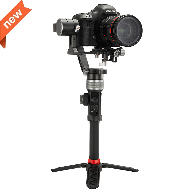 D3 SLR camera handheld stabilizer three axis gyroscope camera electric anti shake platform  : 91lifestyle