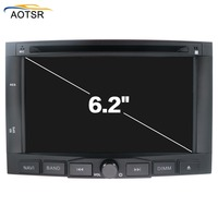 Android 8.0 Car dvd Player head unit for Peugeot 3008 5008 2009 2010 2011 with 8 Core 4+32G Auto Radio Multimedia GPS navigation