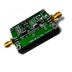 Image 2 - 1M 1000MHZ 3W 35DB HF VHF UHF FM transmitter RF Power Verstärker F Ham Radio