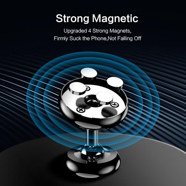 Universal Magnetic Car Phone Holder