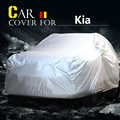 Full Car Cover Vehicle Anti-UV Sun Snow Rain Scratch Dust Resistant Waterproof Cover For Kia Venga Borrego Carens Opirus Sorento