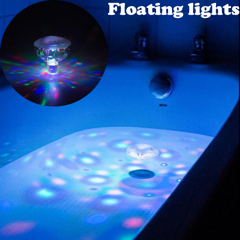 Colorful Waterproof Floating LED Lights Decoration Fish Tank Light for Aquarium Decorations Accessories Aquarium Lamp Chihiros