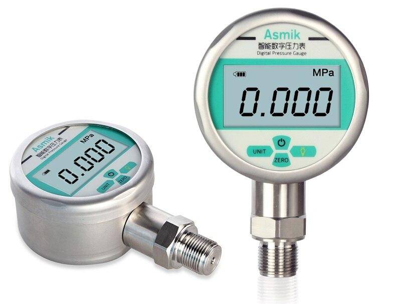 In Acciaio Inox di Precisione di Pressione Display Digitale Calibro 0-1.6MPA Idraulico MetroIn Acciaio Inox di Precisione di Pressione Display Digitale Calibro 0-1.6MPA Idraulico Metro