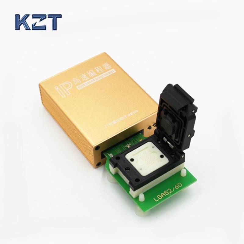 Ipbox V2 haute vitesse NAND Flash IC Programmeur pour iphone ipad dur disque 4S 5 5c 5S 6 6 plus mise à niveau de mémoire outils 16g à 128g