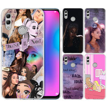 Ariana Grande Bad Idea Case for Huawei Honor 8X Y9 20 9 10 Lite Play 8C 8A Pro V20 20i Y6 Y7 Y5 2019 Hard PC Phone Cover Cas(China)