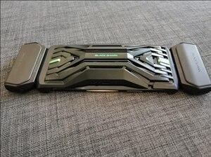 Image 5 - 公式 Xiaomi ブラックサメ 2 プロケース冷却バックケースバンパーオリジナルの黒サメ 2 デュアルレールゲームパッドジョイスティック