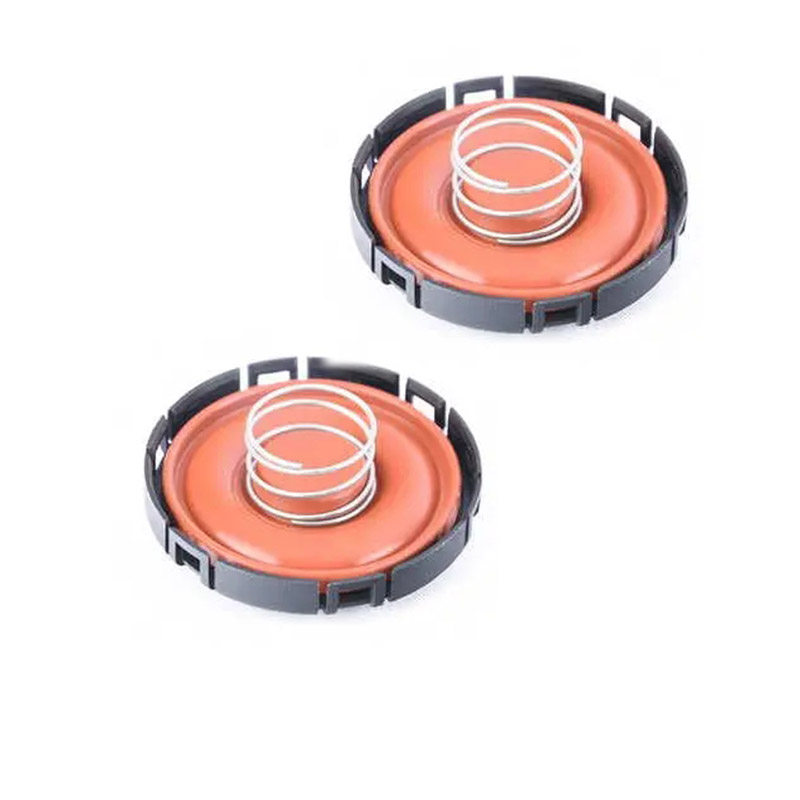 PCV Diaphragm Repair Kit For BMW Engine Valve Cover 11127588412 Include A New PCV Diaphragm Spring  Retaining Cap N20 2.0L