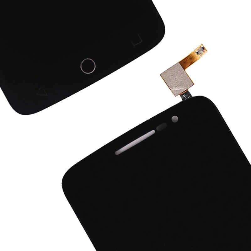 Für Alcatel One Touch Pop 2 Premium 7044 7044Y 7044K 7044A OT-7044 7044x LCD Display + Touch Screen freies Verschiffen