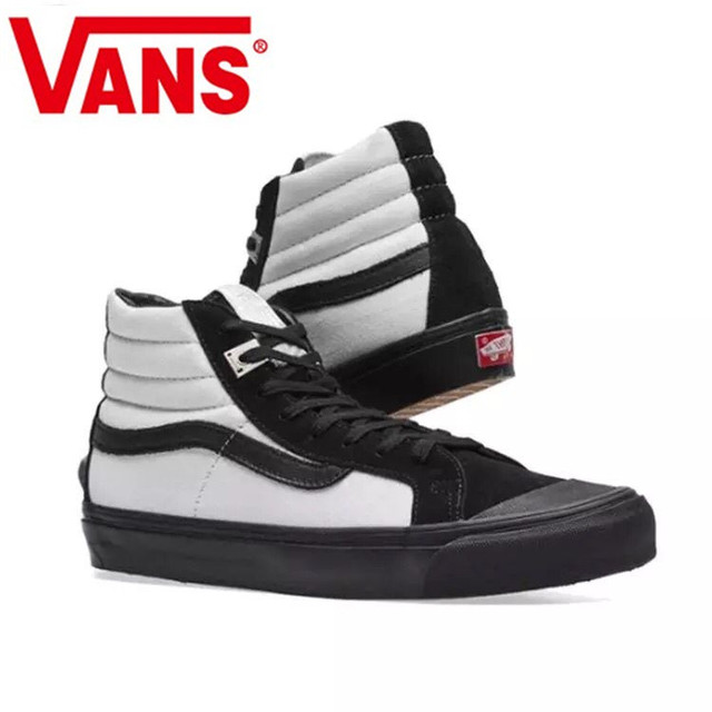 55a1eaa88a3f0 Vans High-top ALYX OG Style Classic Unisex High-top Sneakers canvas Shoes  Mens and Women Weight lifting shoes VN0A3DP size 36-44