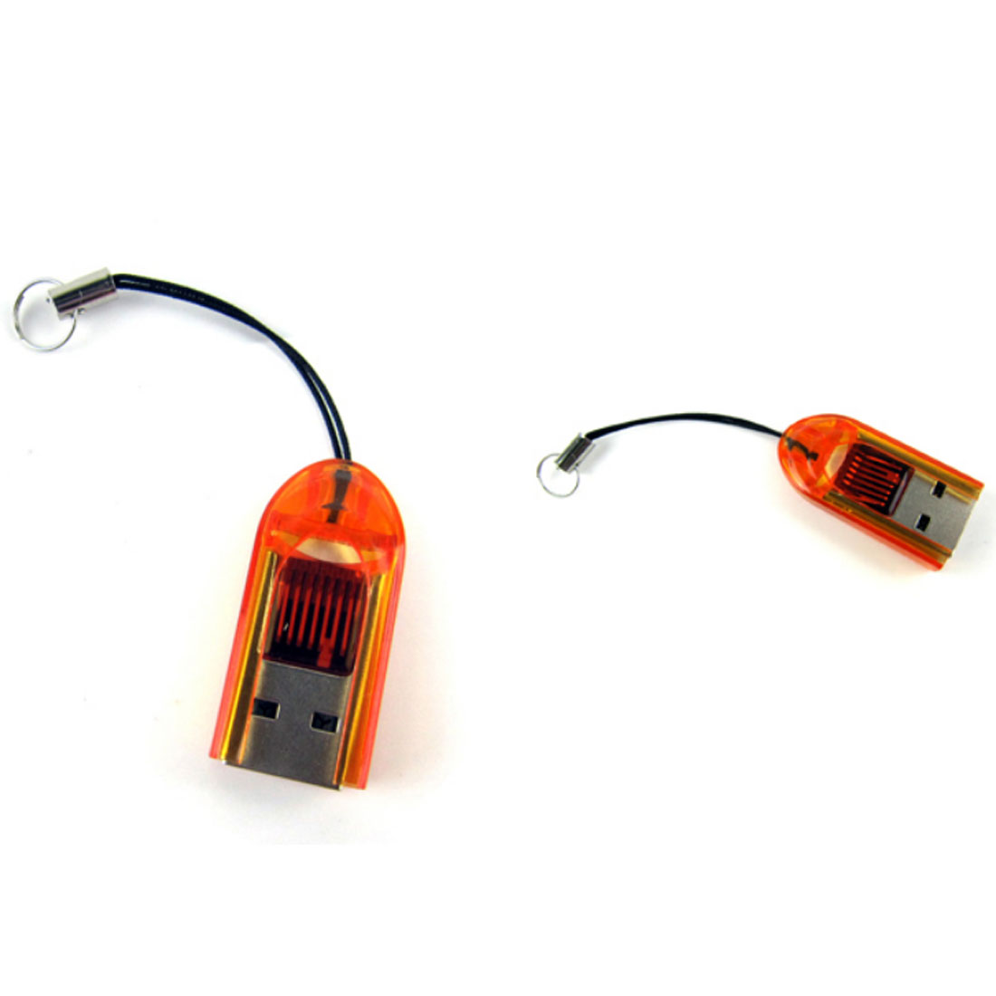 NOYOKERE 10pcs/lot Mini USB 2.0 Micro SD MicroSD TF Flash Memory Card Reader for iPhone Mobile phones Multicolors