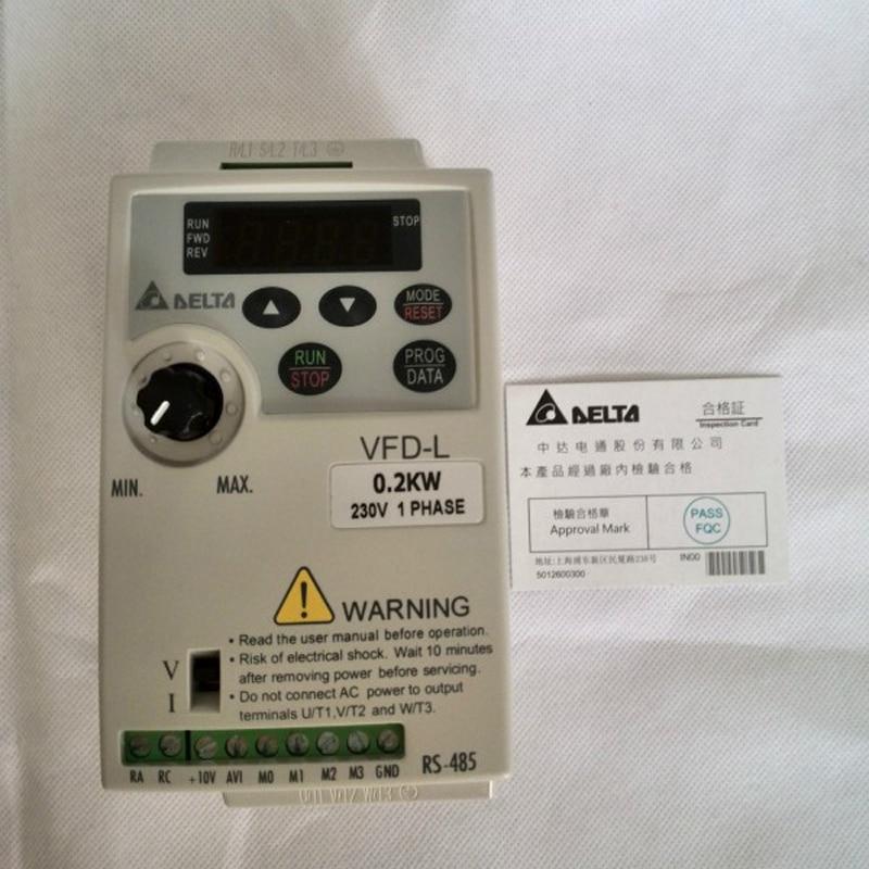 Vfd002l21a Delta Vfd L Vfd Inverter Frequency Converter