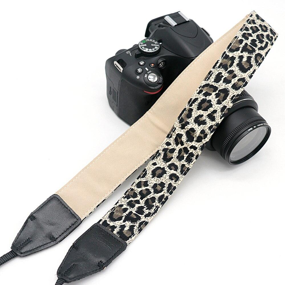 Camera Shoulder Neck Strap Belt For Nikon Canon Sony Panasonic SLR DSLR LB-02