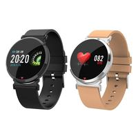 E28 Waterproof Sports Smart Watch Bracelet Colorful Screen Heart Rate Monitor Wrist Band for iOS Android Cellphones