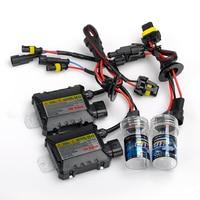 1 Set High Brightness Car Styling 55W H1 Xenon HID KIT Bulb Ballast 8000K Car Headlight