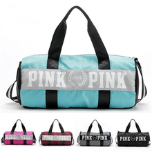 Nylon Outdoor Men Women Multifunction Big Sport Bag Sac De Sport Handbag Fitness Shoulder Gym Bag Hot Female Yoga Mat Duffel Bag