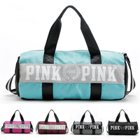 Nylon Outdoor Women Sport Bag Professional Femal Fitness Shoulder Gym Bag Hot Training Female Yoga Duffel