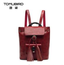 Tomubird2016 new high-quality fashion luxury brand genuine leather shoulder bag counters, women's well-known brands