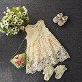 Vestido de Bebê recém-nascido Meninas Da Criança Do Bebê Vestido Infantil Vestido Crianças Roupa Dos Miúdos da Roupa Do Bebê Frete Grátis & Drop
