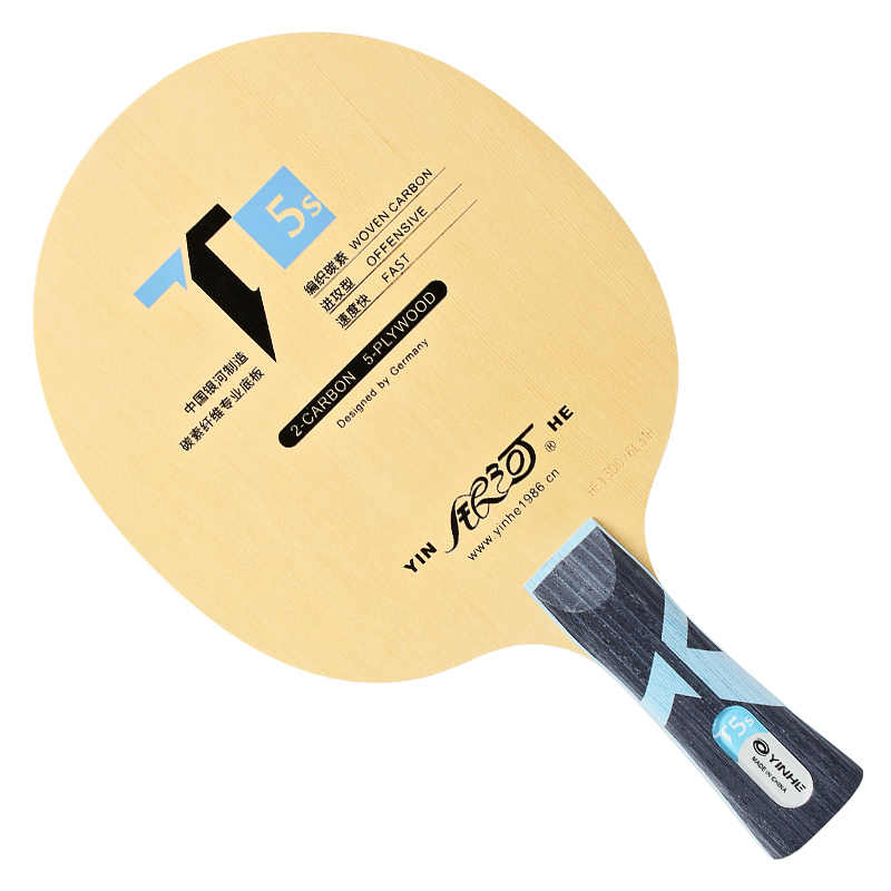 Orignal Yinhe T 3S 5S 6S Pro Hinoki+ CARBON Table Tenis Blade/ Ping Pong Blade racket