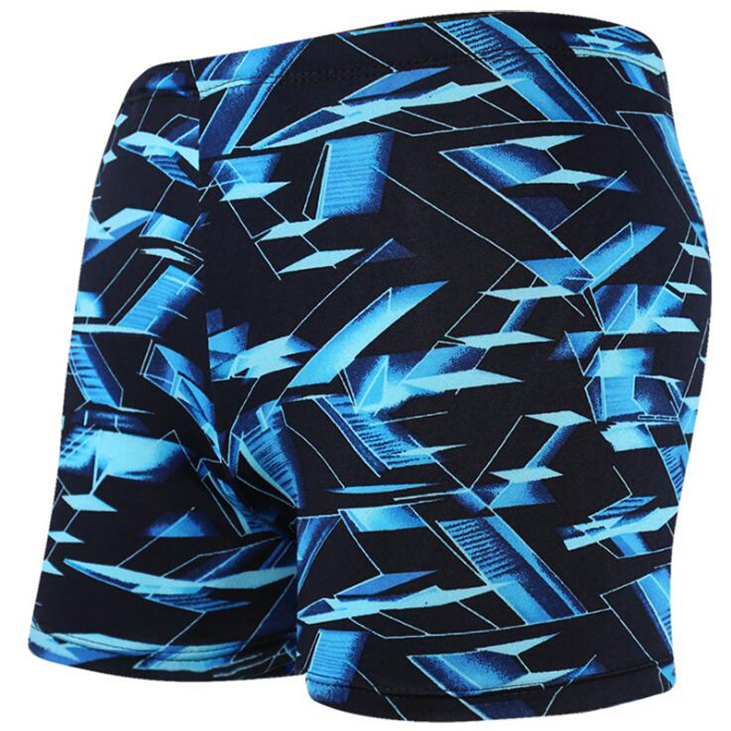 2020 New Men Male Swimwear Mens Swim Shorts Swimsuit Bathing Suit Swimming Pool Trunks Briefs Multi Prints Beach Wear for Man 3