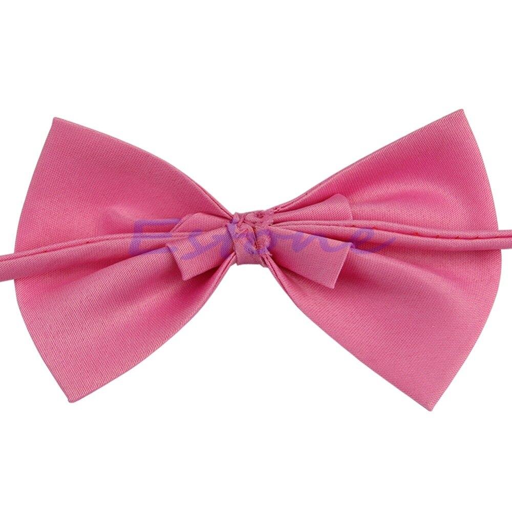 Wholesale Fashion Cute Child Chorus Perform Adult Student Bow Tie Necktie Collar Clothes 5
