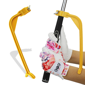 1 Pcs Golf Swing Trainer Beginner Gebaar Alignment Training Aid Aids Juiste Praktische Beoefenen Gids(China)