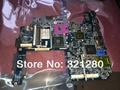 Envío de la nueva placa madre del ordenador portátil garantía de 90 días 507170-001 507169-001 para hp pavilion dv7 placa madre jak00 la-4083p