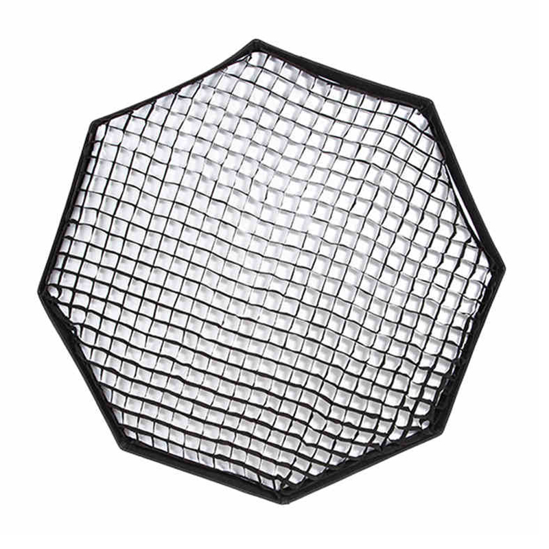 """Godox softbox 120cm 47"""" Octagon Honeycomb Grid Softbox soft box with Bowens Mount for Studio Flash-in Softbox from Consumer Electronics    2"""
