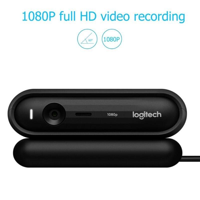 Logitech C670i 1080p HD Webcam Microphone caméra en direct Streaming Web caméra avec Microphone grand angle Image claire