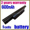 9 celdas de batería portátil para acer aspire 3820 4820 5820 4745 4553 4625 4820 4820G 7250 7745 7739 5745 AS10B75 AS10B73 AS10B7E