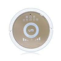 Новейшие! Робот пылесос с воздуха puriffier европейский бренд CleanMate сухой/влажная уборка лакированной ультразвуковые волны li батареи