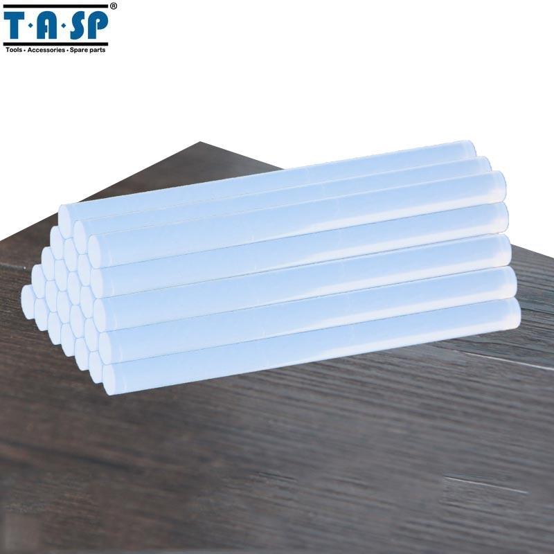 US $3 29 34% OFF|TASP 25pcs 7mm Transparent Hot Melt Glue Sticks For  Silicon Glue Gun & Craft Album Repair Tools-in Hot Melt Glue Sticks from  Tools on