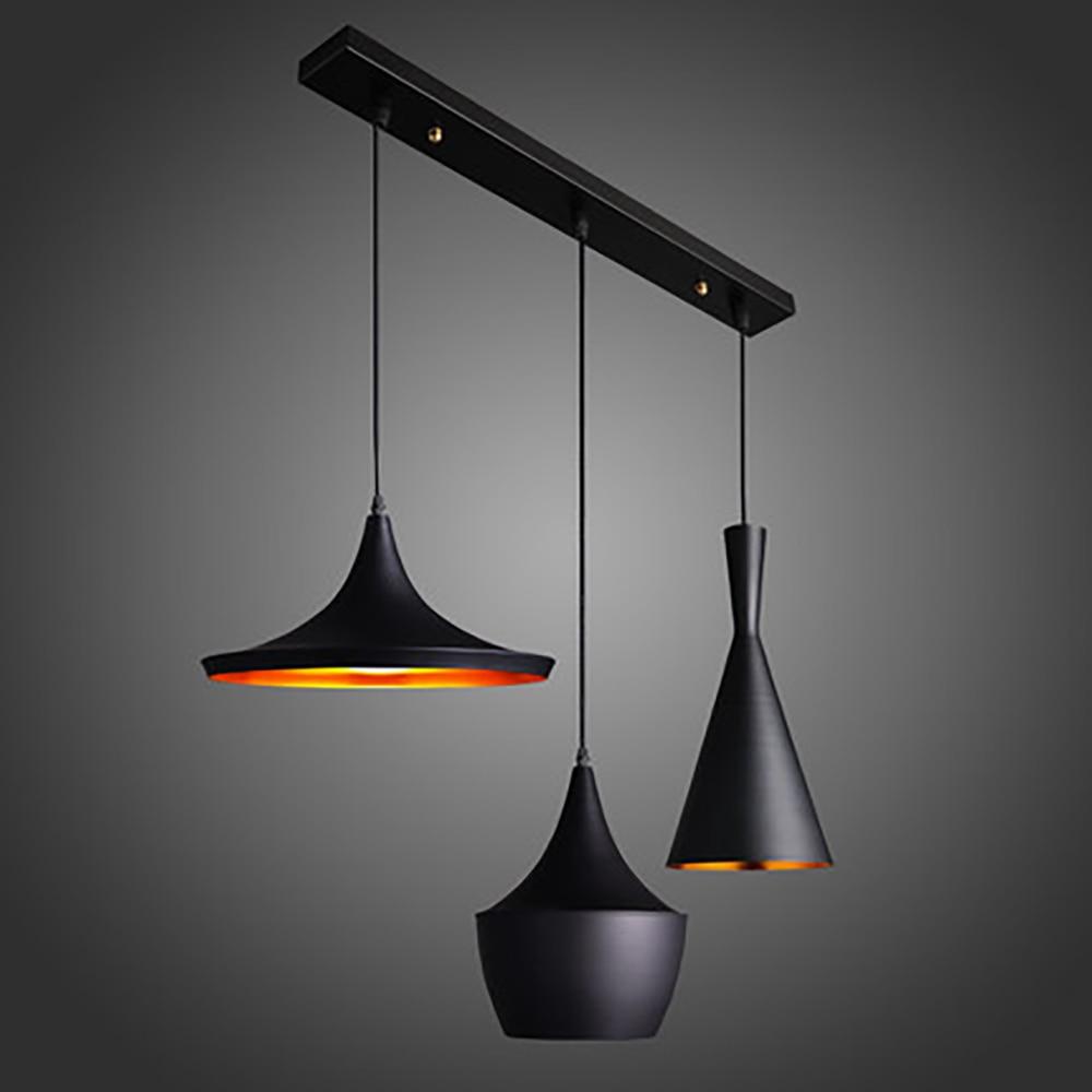 cheap bedroom lighting. 3pcsset led industrial pendant light 220v110v metal shade bedroom lamp cheap lighting t