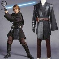 Star Wars Cosplay Costume Anakin Skywalker Costume Adult Anakin Skywalker Cosplay Costume
