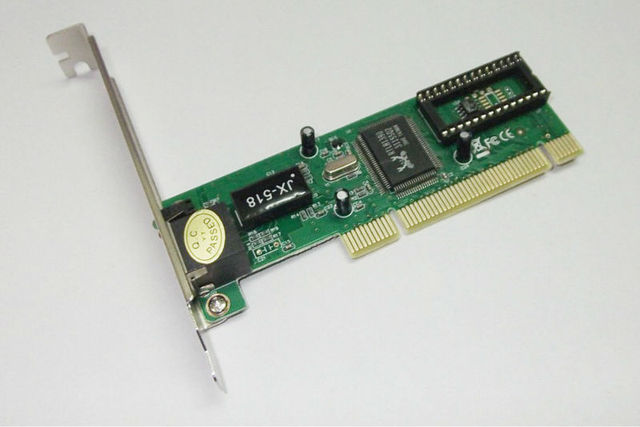 Free Shipping PCI network Card 10/100/1000M Gigabit Network Ethernet Express PCI LAN Card with retail box