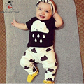 Summer Fashion Baby's Set Newborn Baby Boy Clothes Cloud Print T-Shirt And Pants 2pcs Set Cute Infant Baby Girls Clothing Sets