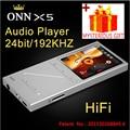 ONN X5 Correr Sin Pérdidas Flac Hifi Audio Deporte Mp Digital Portátil 3 Reproductor de Música Mp3 Radio FM Pantalla Lcd 8 gb Voz Wma grabadora
