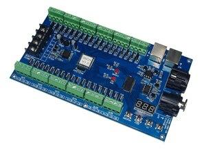 Image 2 - best price 1 pcs DC5V 36V 36 channel 12 groups dmx512 decoder led controller for led strip lights