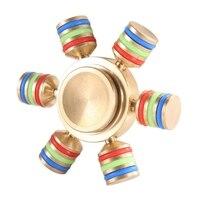 2017 Hand Spinner Ceramic Ball Bearing Reduce Stress Focus Fidget Toy For Gift