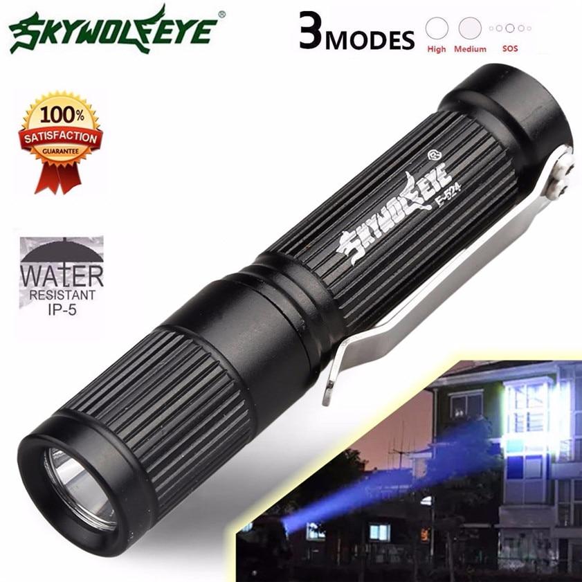 Super 3000LM CREE XM-L Q5 LED Flashlight 3 Mode Torch Super Bright Light Lamp Dropshipping туфли super mode super mode su013awawra9