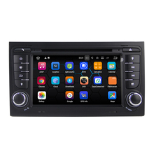 Android 7.1.2 System Car DVD Player for AUDI A4 SEAT EXEO S4 RS4 8E 8F B9 B7 RNS-E with GPS Navigation Car Multimedia Player