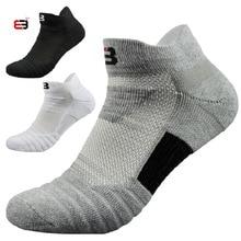 цены на NANCY TINO  Sport Socks Men Outdoor Breathable Wearproof Antiskid Running Professional Basketball Soccer Cycling Cotton Socks в интернет-магазинах
