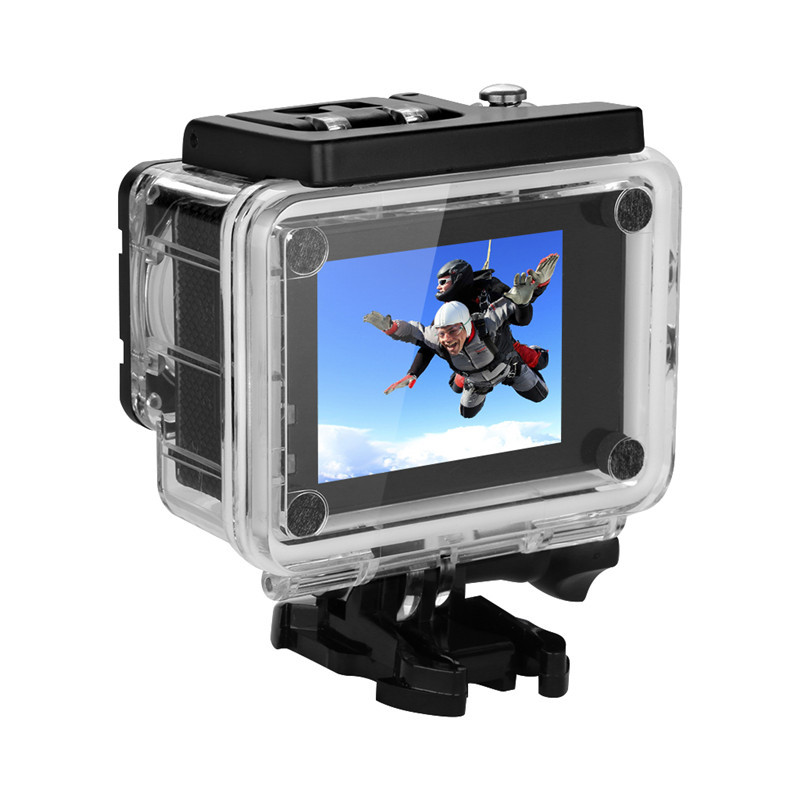 Prix pour 2017 Nouvelle Action Caméra Q5 12MP 170 HD Lentille Suport WIFI 32 GB Max Avec 2 pouce HD LCD Affichage HDMI DV Sport caméra