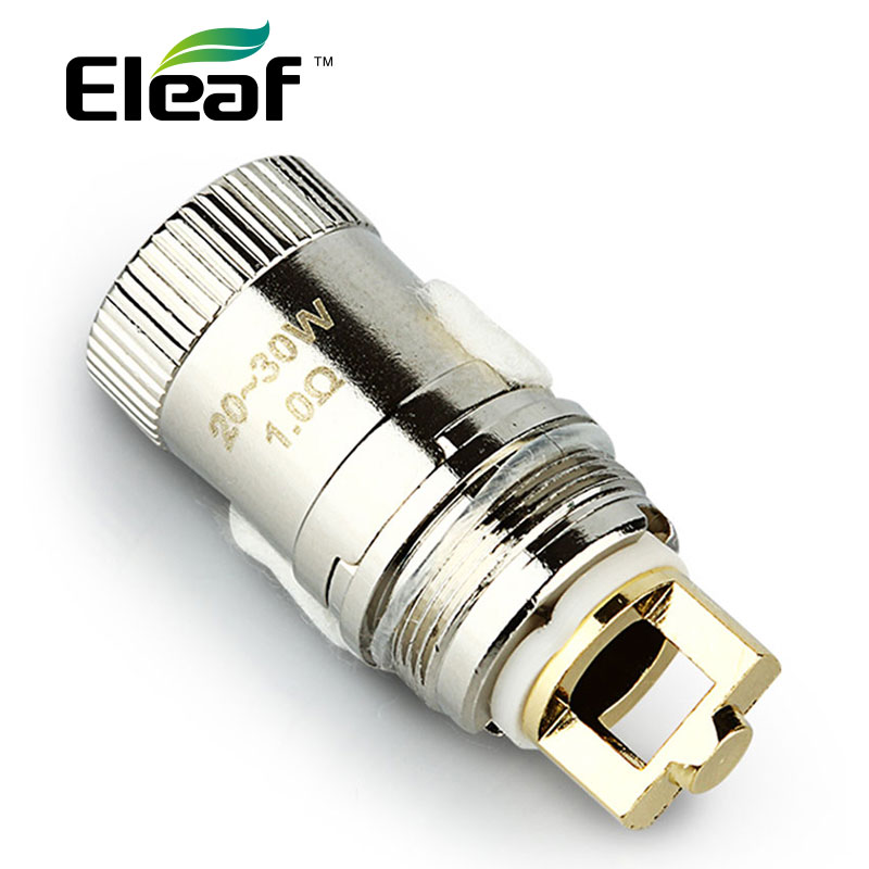 Eleaf ECR RBA Atomizer Coil Head 1ohm for iJust 2/iJust 2 Mini/Melo/Melo 2/Melo 3/Melo 3 Mini Tank Vape eCig Rebuildable Coils eleaf gs air 2 tank atomizer airflow adjustable clearomizer fit for eleaf ijust start plus 2 3ml 2 5ml tank available