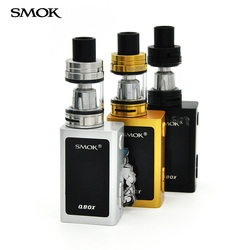 Original smok qbox kit standard edition with 1600mah 50w box mod battery tfv8 baby tank v8.jpg 250x250