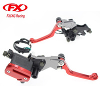 FXCNC Motorcycle Lever Motorcycle Brake Levers Motorcycle Clutch KTM 150SX 150XC 200EXC 200XC 250EXC 250EXC F