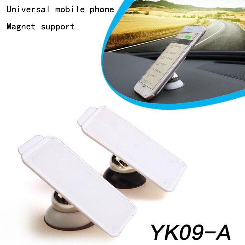 ⑦360 grados giratoria soporte celular para xiaomi magnético coche ...