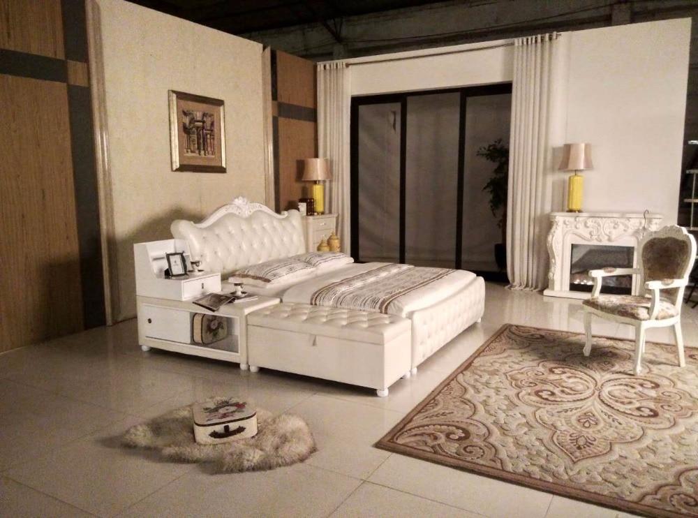 Lederbett Modern Schlafzimmer Emejing Lederbett Modern ...