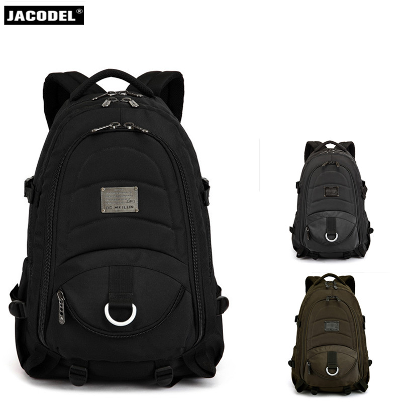 Jacodel Casual 19 Inch Backpack Large Computer Backpack for Lenovo Acer Asus Dell HP 14 15.6 inch Laptop Backpack Outdoor Bags laptop stand with detachable 4 ports usb hub 14 to 19 inch notebook holder computer bracket for macbook air pro dell asus lenovo