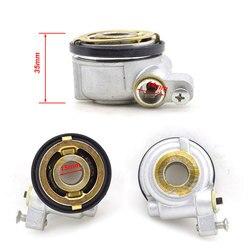 Motocicleta velocímetro odômetro unidade engrenagem sensor para honda cm125 cm 125 speedo medidor conduzido peças de reposição engrenagem